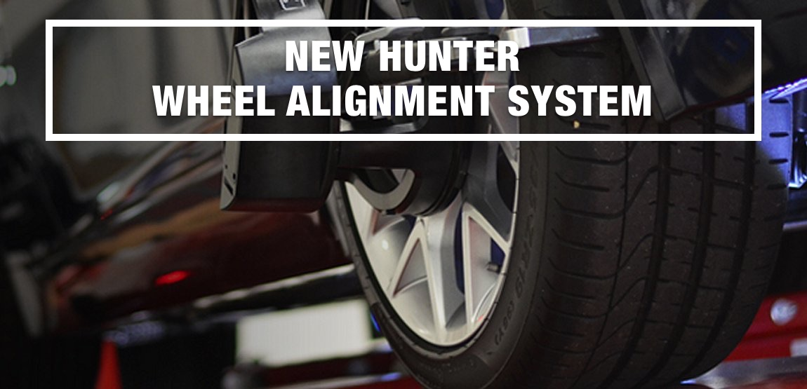 Hunter Wheel Alignment System - Tyres Swindon Mobile Tyre-fitting Swindon/Wiltshire | Save-On-Tyres Swindon