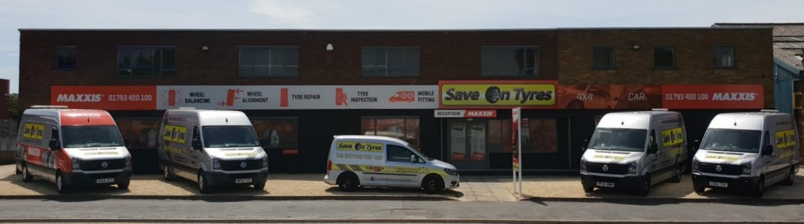 Our vans - Tyres Swindon Mobile Tyre-fitting Swindon/Wiltshire | Save-On-Tyres Swindon